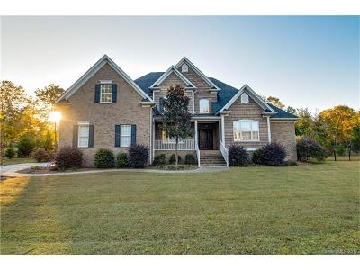 Kannapolis Single Family Home For Sale: 383 Laurel Crest Drive