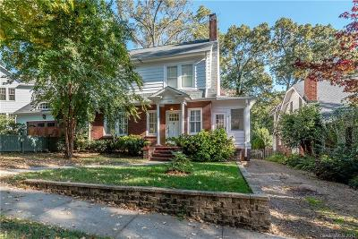 Charlotte Single Family Home For Sale: 1209 Ideal Way