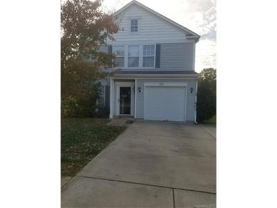 Cabarrus County Single Family Home For Sale: 1590 Matthew Allen Circle