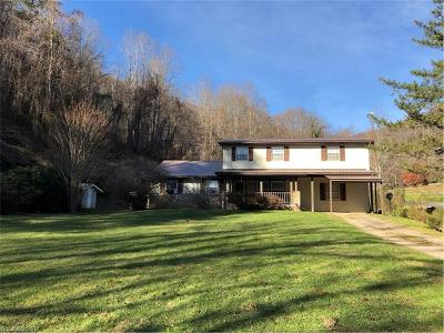Weaverville Single Family Home For Sale: 204 Moody Cove Road
