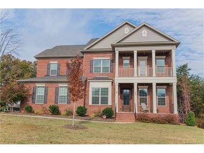 Clover, Lake Wylie Single Family Home For Sale: 548 Highland Ridge Point