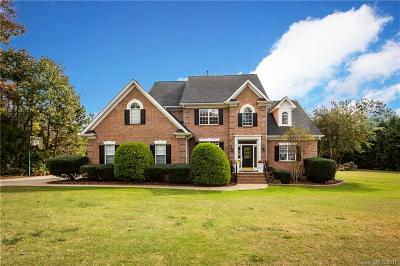 Matthews Single Family Home Under Contract-Show: 5026 Ancestry Circle