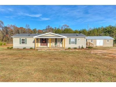 Single Family Home For Sale: 185 Midway Lake Road