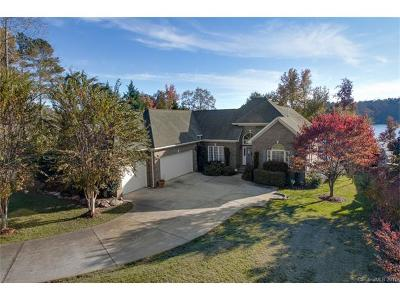 Troutman Single Family Home For Sale: 179 Eagle Chase Lane