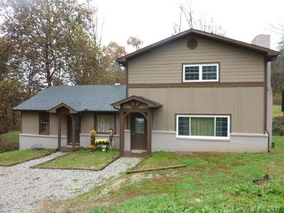 Marion NC Single Family Home Sold: $91,500