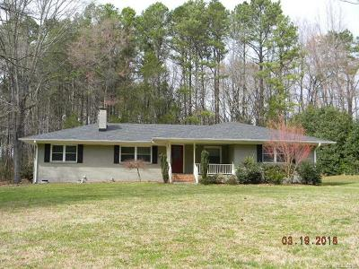 Kannapolis Single Family Home Under Contract-Show: 4810 Ruby Street