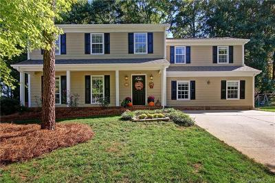 Cornelius Single Family Home Under Contract-Show: 10524 Conistan Place #113