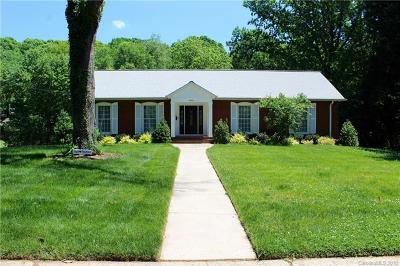 Mecklenburg County Single Family Home For Sale: 3343 Gresham Place