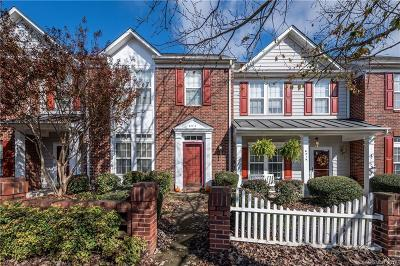 Indian Trail Condo/Townhouse Under Contract-Show: 6917 Creft Circle