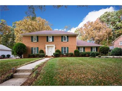Stonehaven Single Family Home For Sale: 6325 Rocky Falls Drive
