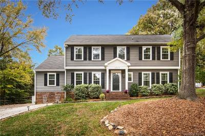 Single Family Home For Sale: 6348 S Point Drive