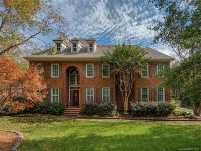 Charlotte Single Family Home For Sale: 4311 Stourton Lane