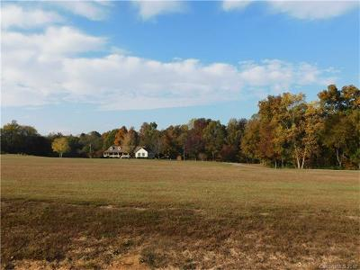 Stanly County Single Family Home For Sale: 20191 Tucker Road