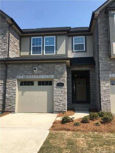 Fort Mill Condo/Townhouse For Sale: 1068 Archibald Avenue #93 - Fal