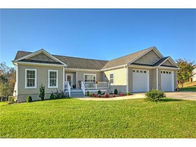 Hendersonville Single Family Home For Sale: 141 Hidden Knoll Drive