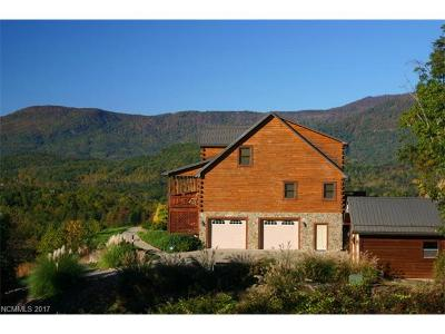 The Peaks At Lake Lure Single Family Home For Sale: 491 Peaks Drive