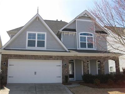Waxhaw Single Family Home For Sale: 8309 Willow Branch Drive