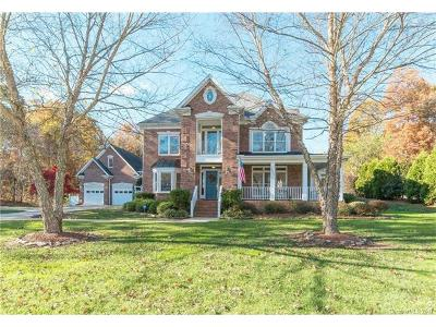 Davidson Single Family Home For Sale: 6353 Fox Chase Drive