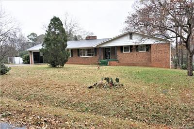 Kannapolis Single Family Home For Sale: 110 Bryan Street