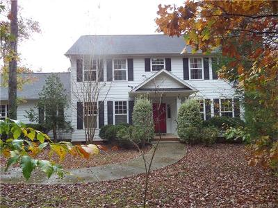 Waxhaw Single Family Home For Sale: 10321 Rutledge Court