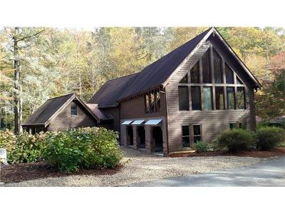 Single Family Home For Sale: 205 Laurel Valley Road