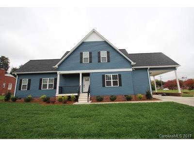 Kings Mountain Single Family Home For Sale: 107 Juniper Street