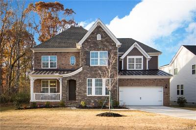 Huntersville Single Family Home Under Contract-Show: 8920 Bur Lane