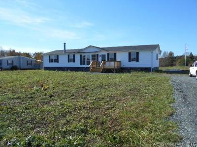 New London NC Single Family Home For Sale: $125,000