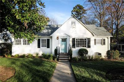 Charlotte Single Family Home Under Contract-Show: 3233 Pinehurst Place