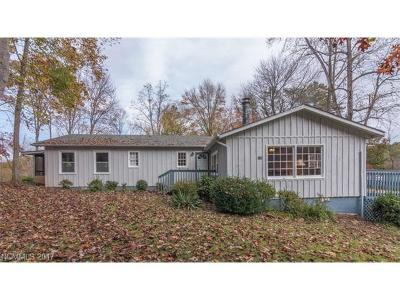 Lake Lure Single Family Home For Sale: 124 Sandlewood Drive
