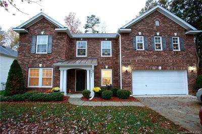 Mint Hill Single Family Home Under Contract-Show: 7841 Cornflower Commons Drive #108