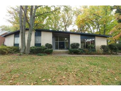 Gastonia Single Family Home For Sale: 1527 Pineola Lane