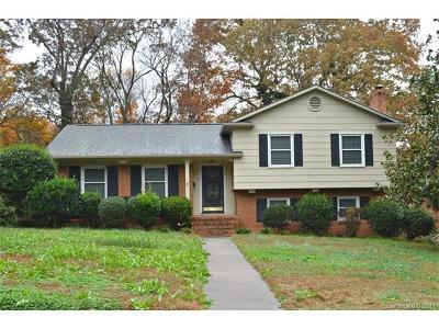 Gastonia Single Family Home For Sale: 1259 Cambridge Street