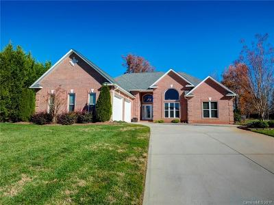 Mooresville Single Family Home Under Contract-Show: 109 Buckthorn Court