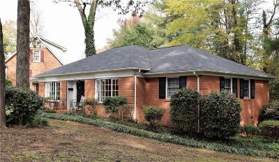 Sherwood Forest Single Family Home Under Contract-Show: 1010 Nottingham Drive