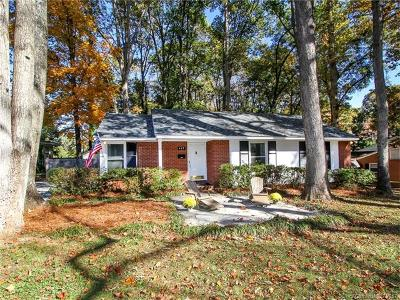 Mecklenburg County Single Family Home For Sale: 117 Wexford Court