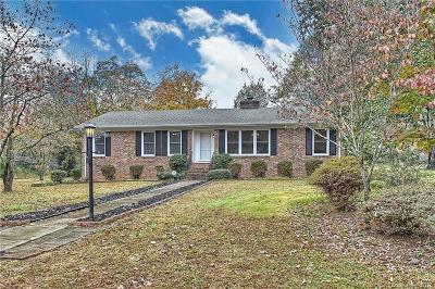 Mount Holly Single Family Home Under Contract-Show: 202 Forest Drive