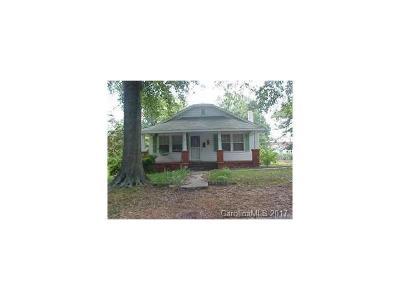 Gastonia Single Family Home For Sale: 1504 Jewitt Street