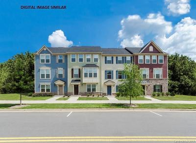 Charlotte Condo/Townhouse For Sale: 4212 Sage Park Drive #1027C