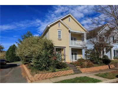 Davidson Single Family Home For Sale: 532 Catawba Avenue
