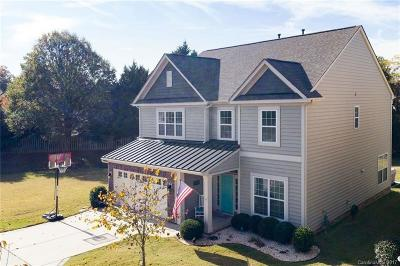 Single Family Home For Sale: 10009 Community House Road