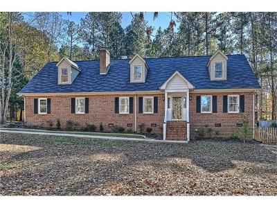 Waxhaw Single Family Home Under Contract-Show: 10319 Waxhaw Highway #3