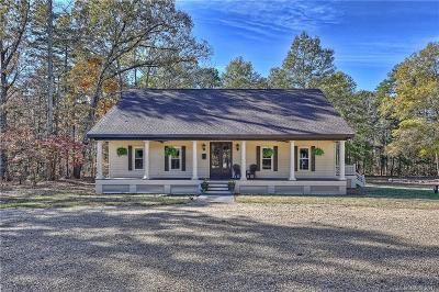 Matthews Single Family Home For Sale: 1317 Rock Hill Church Road