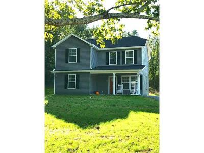 Lincoln County Single Family Home For Sale: 1A Bill Sain Road