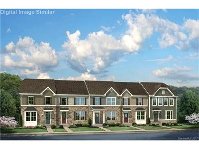 Huntersville Condo/Townhouse For Sale: 11733 Blessington Road #1010D