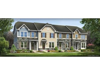Huntersville Condo/Townhouse For Sale: 11752 Blessington Road #1006D