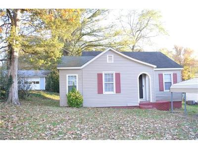 Kannapolis Single Family Home For Sale: 315 Westview Street