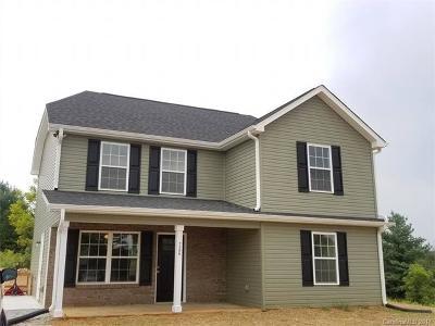 Lincoln County Single Family Home For Sale: 1C Bill Sain Road