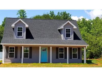 Lincoln County Single Family Home For Sale: 1E Bill Sain Road
