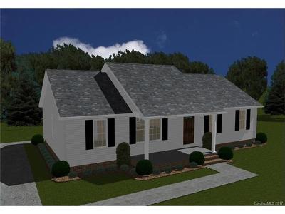 Lincoln County Single Family Home For Sale: 1F Bill Sain Road